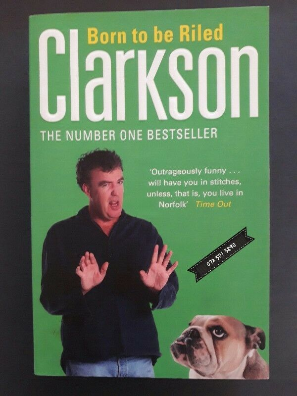 Born To Be Riled - Clarkson.