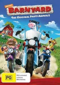 Barnyard-NEW-DVD-Region-4-Australia-Courteney-Cox-Wanda-Sykes-Sam-Elliott