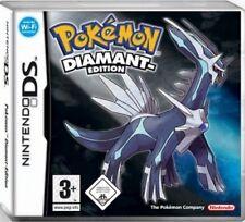 NINTENDO DS 3DS POKEMON DIAMANT EDITION * DEUTSCH * Top Zustand