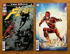 Flash-64-2019-Chris-Burnham-Main-Cover-Tom-Raney-B-Cover-Variant-DC-NM