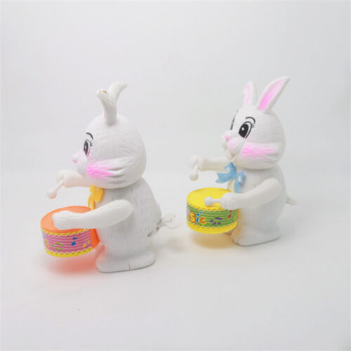 Fashion Baby Boy Girls Rabbit Drum Educational Developmental Musical Toy BR