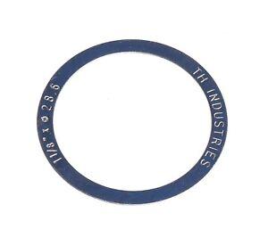 1-1//8 inch diameter Multi-Packs 0.25mm FSA Micro Headset Spacers