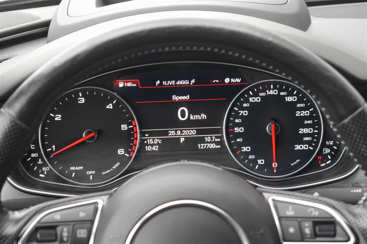 Audi A6 2,0 TDi 190 Ultra S-line Avant S-tr. - billede 9