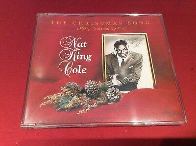 Nat King Cole-The Christmas Song (Merry Christmas To You) CD Single | eBay