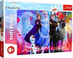 Trefl 260 Piece Jigsaw Puzzle Frozen 2