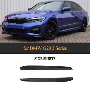 fuer-BMW-G20-G28-M-Paket-Schwarz-PP-Seitenschweller-Side-Skirts-Schweller-Ansatz