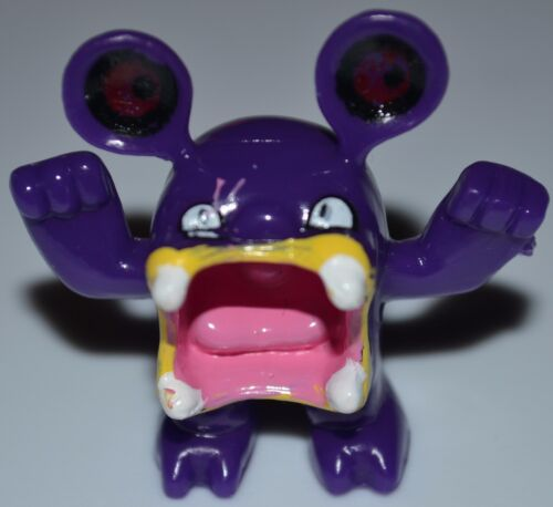 """2/"""" Dark Loudred 294 Pokemon Toys Action Figures Figurines 3rd Series Generation"""