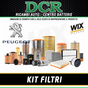 KIT-FILTRI-TAGLIANDO-PEUGEOT-208-1-2-82CV-60KW-DAL-03-2012-WIX