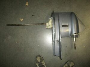 """Yamaha 115hp 4 stroke outboard lower unit with 20"""" shaft"""