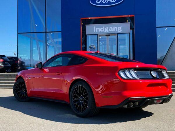 Ford Mustang 5,0 V8 GT Fastback aut. billede 4