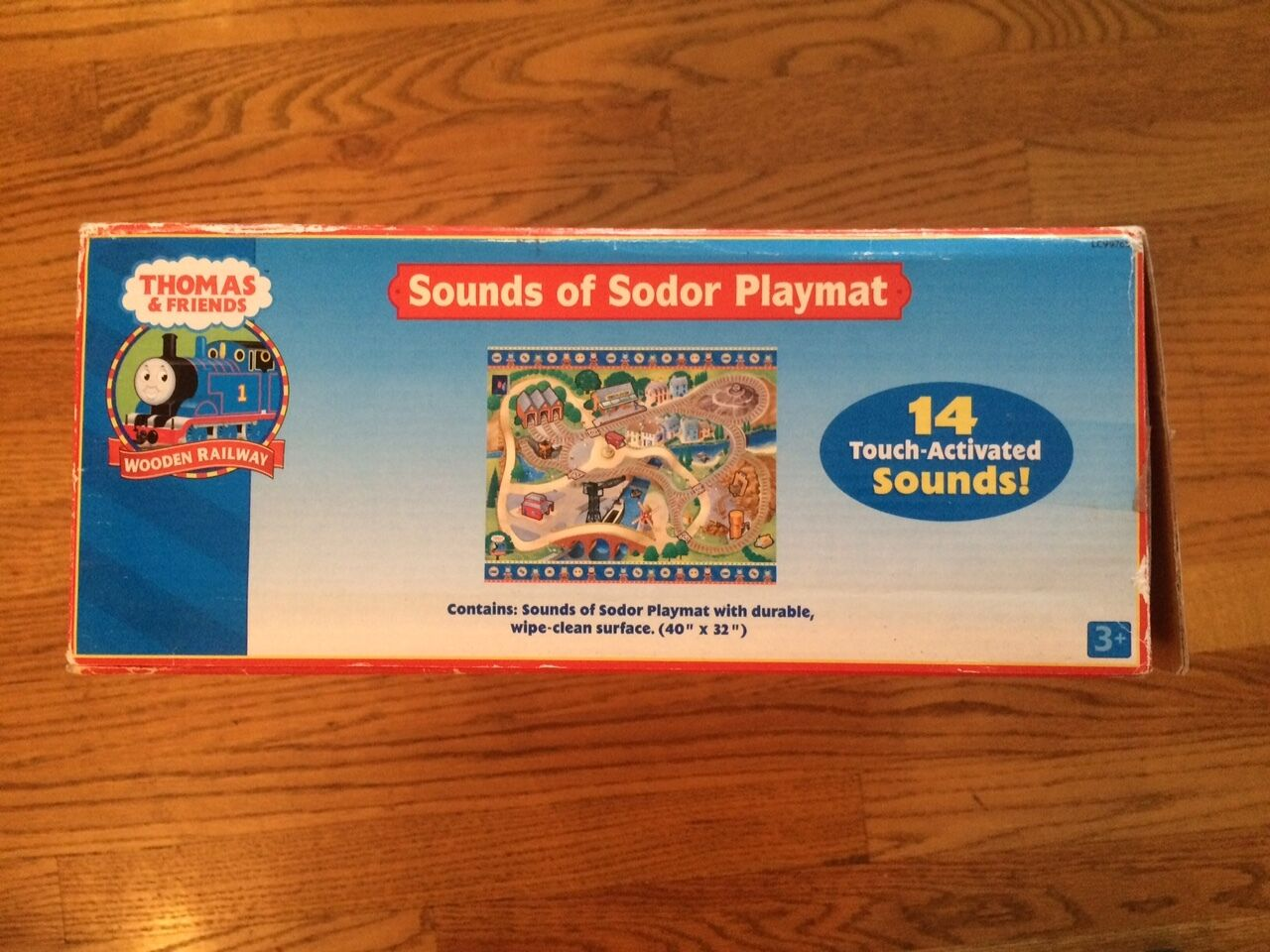 Sounds of Sodor Playmat for the Thomas & & & Friends Wooden Railway System NEW cbf94b