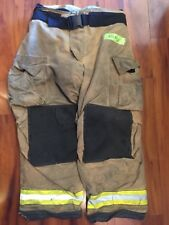 Firefighter Turnout Bunker Pants Globe 42x30 G Extreme Costume 2010