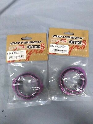 ODYSSEY GTX-S ALLOY BLACK BMX BICYCLE GYRO-DETANGLER BEARING UNIT