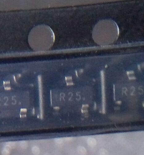 SMD transistor 2SC3356 ou 2SC3356-25 SOT-23 SMD marquage R25 original IC .C105.4