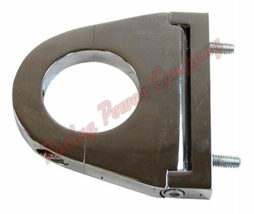 """RPC R5632 Chrome Billet Aluminum Column Drops 2/"""" x 2.5/"""" Drop"""