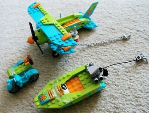 LEGO-Scooby-Doo-Rare-Vehicles-From-75901-Plane-75903-Boat-75904-Motorcycle