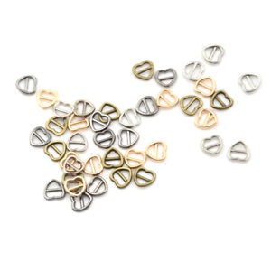 10Pcs-4MM-Heart-Plastic-Ring-Buckle-DIY-Satin-Ribbon-Shoe-Slide-Doll-Make-DIYVCG