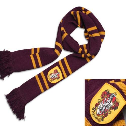 Harry Potter Knit Shawl Wrap Winter Warm Scarf Deathly Hallows Costume Cosplay B