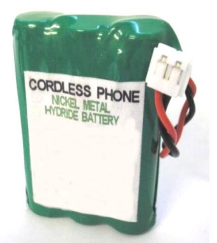 Cordless Phone Battery 3.6v 600mAh 30AAAK3BMJV1Z, 3SN-AAA55H-S-J1 3SN-AAA65H-S-J
