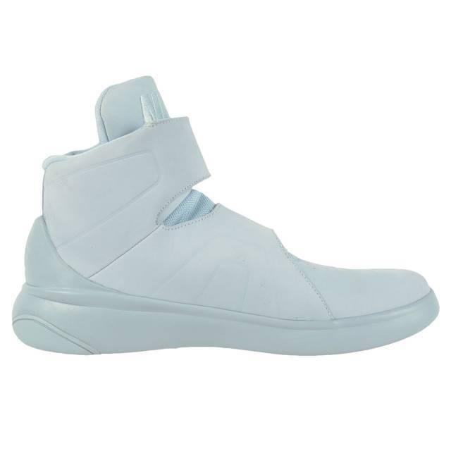 Nike Men's Marxman Premium Shoes NEW AUTHENTIC Platinum/Platinum 832766-001