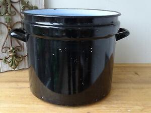 U7658-Courriel-Autocuiseur-Casserole-Email-Pot-a-1950-Marmite-Noir