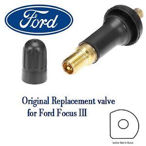 Ford-Focus-III-2014-MPT-pneu-capteur-de-pression-tige-de-soupape-Haute-Qualite-amp-Fiesta