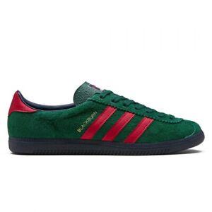 Adidas-Spezial-Blackburn-Green-Scarlet-SPZL-UK-5-7-8-9-10-11-12-13-US