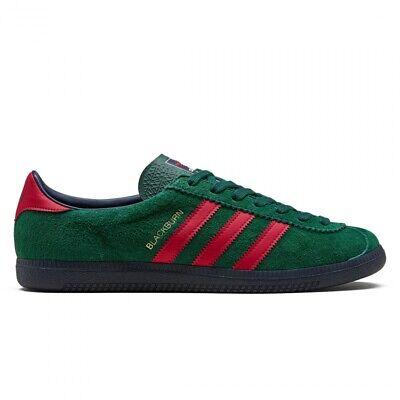 Adidas Spezial Blackburn Green Scarlet SPZL UK 5 7 8 9 10 11 12 13 US | eBay