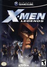 X-Men Legends Nintendo Gamecube Complete