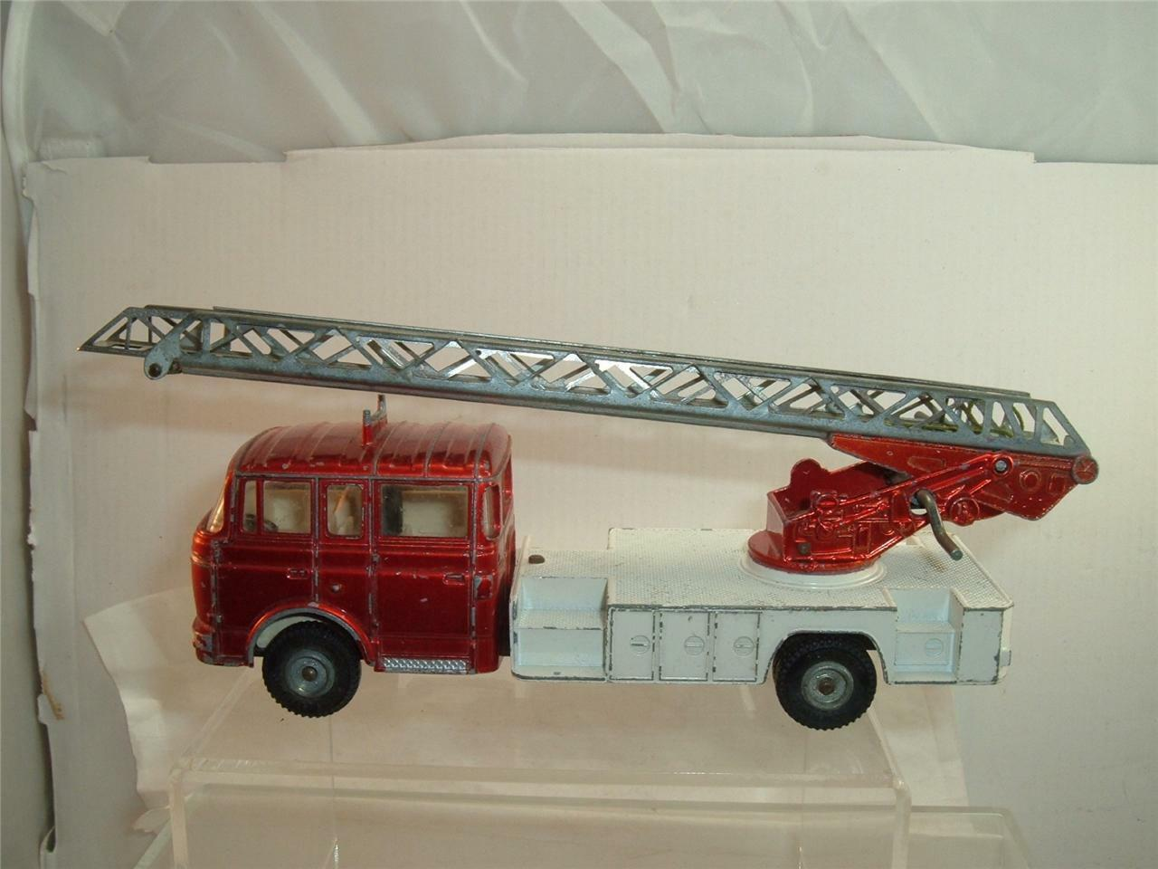 DINKY DINKY DINKY TOYS 956 Turntable Fire Escape BERLIET USED ORIGINAL Scroll Down 4   | Digne  | Authentique  | Attrayant Et Durable  8db0a0