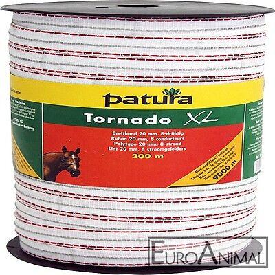 Patura Tornado XL Weidezaunband 20mm 400m Zäune -9000m
