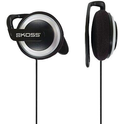 KOSS 175548 KSC21 SportClip Clip-On On-Ear Ear Clip Headphones/Earphones
