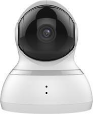 YI 1080p Dome IP Sicherheitskamera WLAN Nachtsicht 360° Weiß BRANDNEU