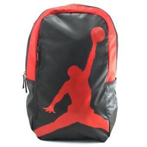 Image is loading NIKE-Air-Jordan-Jumpman-Laptop-Sleeve-Backpack-School- 3eed306fc4a08