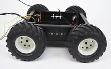 LynxMotion A4WD1 Aluminum Rover Robot Chassis w/ Geared Motors + Traxxas Tires