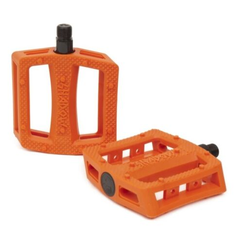 TSC The Shadow Conspiracy Ravager Pedal 9/16 BMX Orange