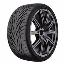 (4) New 205/40R17 FEDERAL SS 595 80V PERFORMANCE RADIAL TIRES 205/40/17
