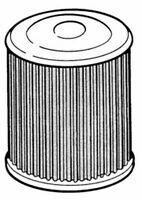 High Capacity Strainer To Fit Suntec B2ta-8852 Pump, 2 1/16 High-3715746