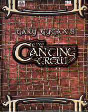 D20 System - Gary Gygax's The Canting Crew - Fantasy Worlds Vol. 1 - RPG NEW ENG