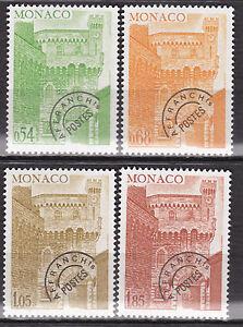 Monaco - 1977 - Timbres préoblitérés - N° 46 à 49 - Neufs ** - MNH - France - Qualité: Neuf sans trace de charnire Année d'émission: 1976 1980 - France