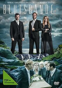 BLUTSBANDE-STAFFEL-1-4-DVD-NEUF