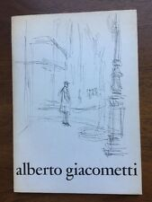 Alberto Giacometti Book - The Museum of Modern Art~A PLETHORA OF ARTWORK~1965
