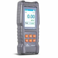 Rechargeable Digita Multi Field Electromagnetic Radiation 3 In 1 Emf Meter