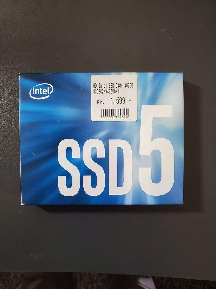INTEL, 480 GB, Perfekt