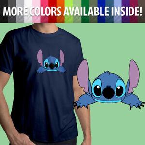 Disney-Lilo-and-Stitch-Alien-Dog-Experiment-626-Unisex-Mens-Tee-Crew-T-Shirt