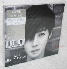 SS501 Kim Hyun Joong Imademo 2015 Taiwan CD+DVD Ltd Ver. B (Hyung)