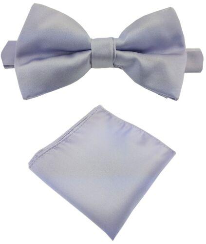 Plastron Boucle Noeuds Papillons BINDER de LUXE 603 Lilas cravates Mouche