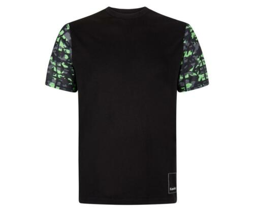 Kawasaki camisa camuflaje t-shirt nuevo original 2018