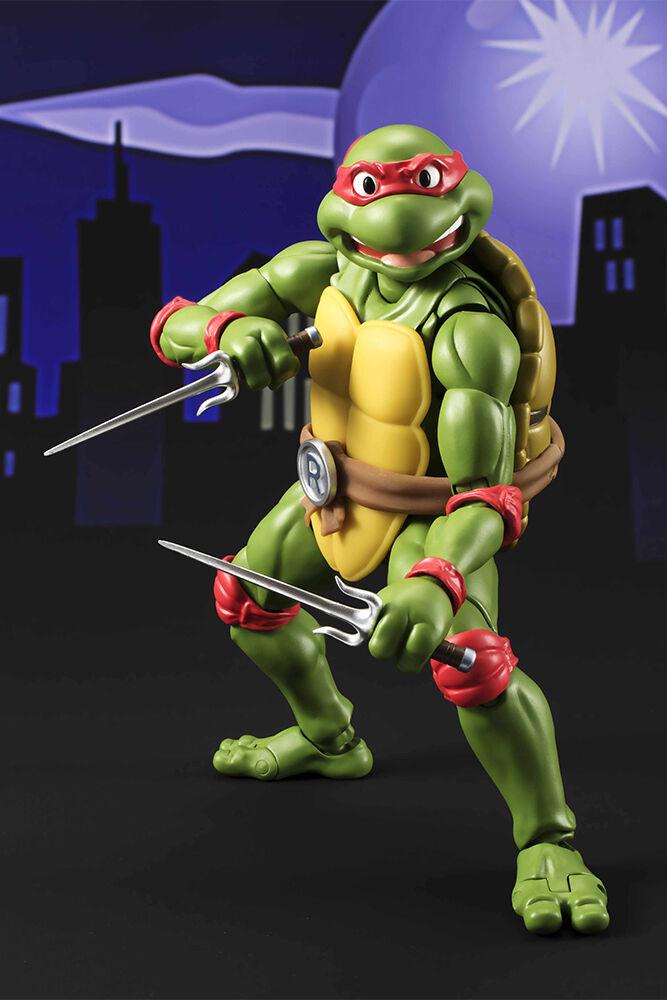 TMNT Teenage Mutant Ninja Turtles Raffaello S.H. Figuarts TAMASHII WEB EXCLUSIVE