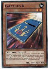 Cartauto D - Cardcar D YU-GI-OH! BP02-IT112 Ita RARA MOSAICO 1 Ed.